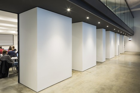 Fabbricanove Architetti designs Milano Luiss Hub