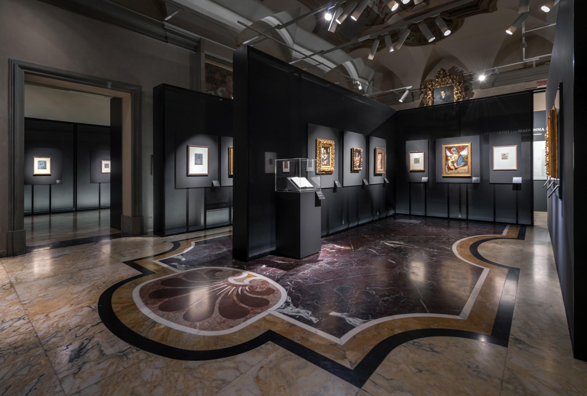 Mostra Design Milano 2018 migliore+servetto architects leonardo e la madonna litta