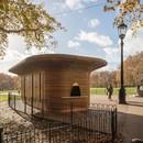 Mizzi Studio designs The Royal Parks Kiosks in London