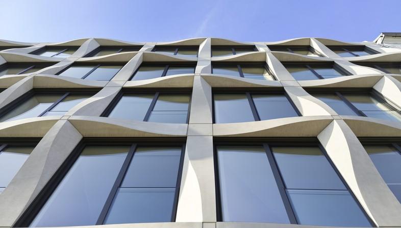Tchoban Voss Architekten designs new office building in Berlin