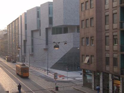 Mies van der Rohe Award. The five finalists