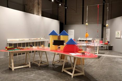 Toccare La Bellezza Maria Montessori Bruno Munari exhibition