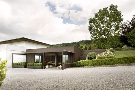 Parisotto + Formenton Architetti designs the La Viarte winery in Prepotto, Udine