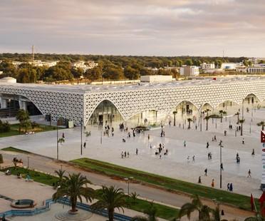 Silvio d'Ascia Architecture Kenitra Station, Morocco
