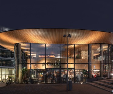 Powerhouse Company designs The Traveller restaurant and social hub in Amsterdam