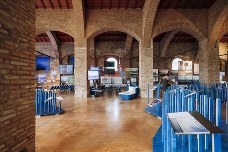 Tempodacqua (Timeofwater) Pisa Architecture Biennale