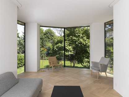 The residential architecture of 2b architectes in Lausanne and Gaou Bénat