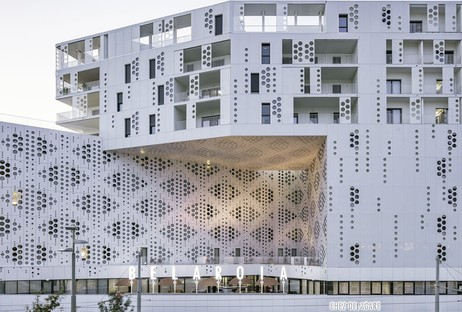 Manuelle Gautrand Architecture designs Belaroïa in Montpellier