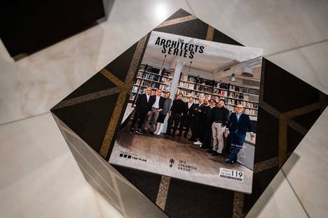 GCA Architects at SpazioFMG per l'Architettura in Milan