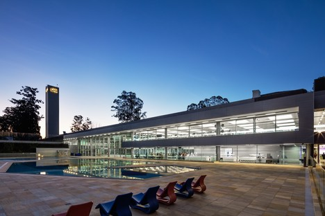 Dal Pian Arquitetos designs the SESC Guarulhos in São Paulo, Brazil