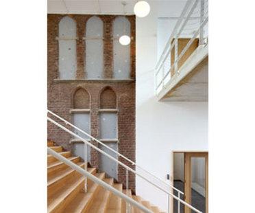 Photography Museum , Charleroi (Belgium) - l'Escaut Architecture