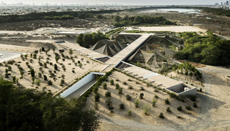 X-Architects Wasit Wetland Centre, Sharjah, United Arab Emirates