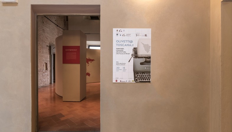 OLIVETTI @ TOSCANA.IT, Territory, community and architecture in Olivetti's Tuscany exhibition