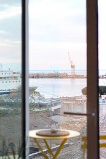 The Seaview Apartments, an interior design project in Palermo by Pucciocollodoro Architetti