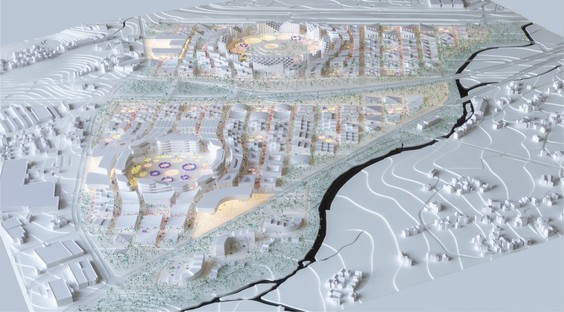 BIG-Bjarke Ingels Group unveils Woven City, the Smart City designed for Toyota