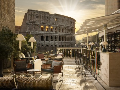 Loto Ad Project Giorgia Dennerlein Interior for Manfredi Fine Hotel Collection Rome