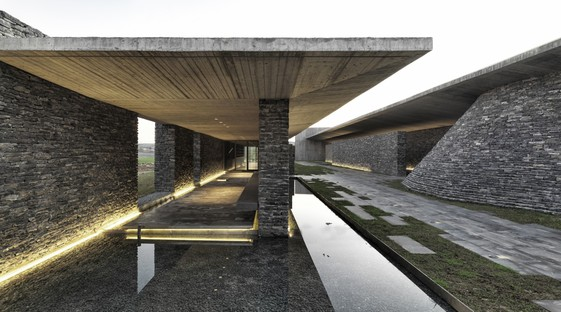 EAA Emre Arolat Architecture Sancaklar Mosque in Istanbul, the essence of a place of worship