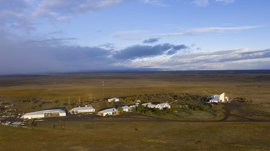 A project in the far reaches of the world - Estancia Morro Chico designed by RDR architects in Argentina
