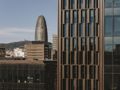 GCA Architects Platinum@BCN sustainable offices in Barcelona