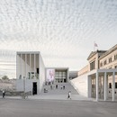 Exhibition of projects submitted for the DAM Preis 2020 won by David Chipperfield Architects' James Simon Galerie