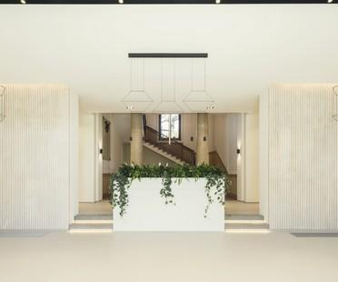 Studio Beretta Associati and Lombardini22 Office building: a story of urban regeneration
