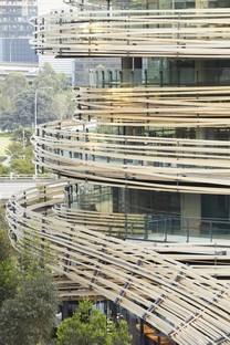 Kengo Kuma The Exchange: a new centre for Sydney