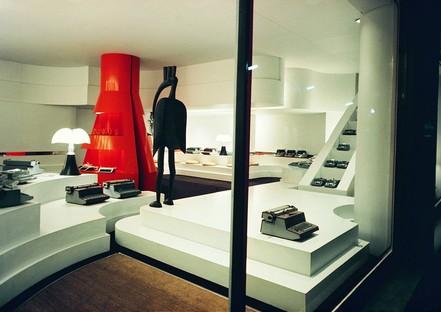 Gae Aulenti: A Creative Universe exhibition at Vitra Schaudepot