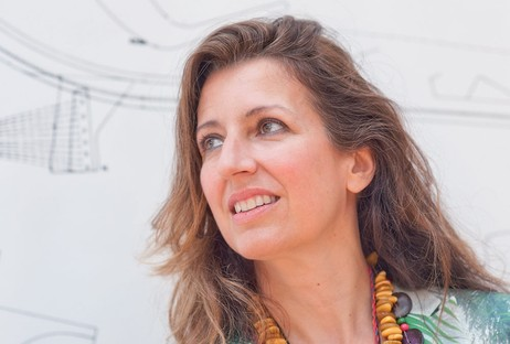 Benedetta Tagliabue's studio EMBT wins the Piranesi Prix de Rome for lifelong achievement