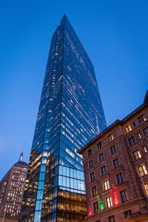 Farewell to Henry Cobb, architect who designed the John Hancock Tower in Boston