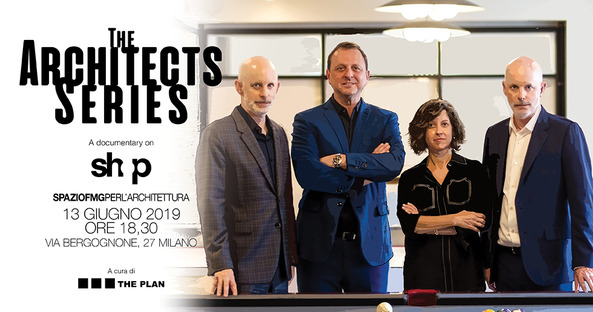 All the events in SpazioFMG's The Architects Series now available via streaming