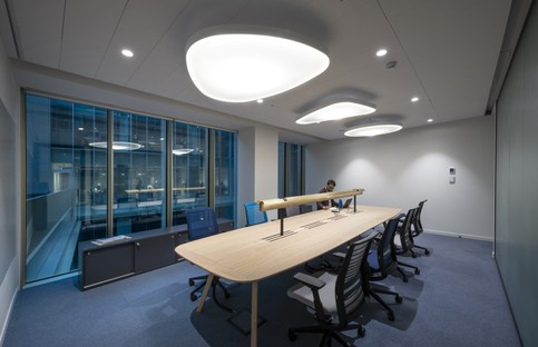 Lombardini22 and DEGW design NOW, Oliver Wyman's new offices in Milan