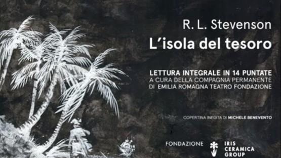 Iris Ceramica Group presents Stevenson's Treasure Island