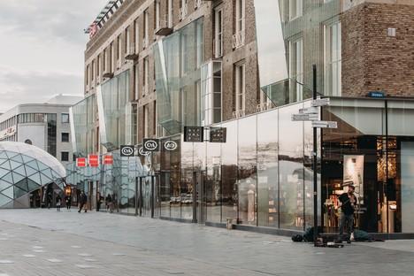 UNStudio 18 Septemberplein refurbishment of a historic building in Eindhoven