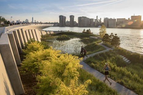 Marion Weiss and Michael Manfredi are the 2020 recipients of the Thomas Jefferson Foundation Medal in Architecture