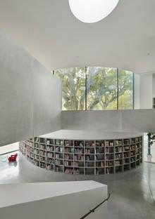 Dominique Coulon & Associés designs Media library and public park in Pélissanne