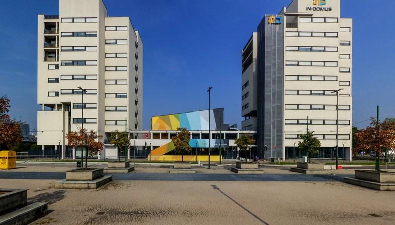 Giuseppe Tortato Architetti creates the Interior Design project for Campus Certosa