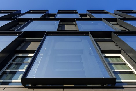 L22 Urban & Building by Lombardini22, New urban image for the Sarca 222 building
