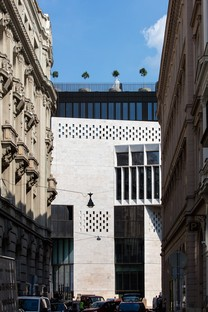 O'Donnell + Tuomey design Central European University in Budapest