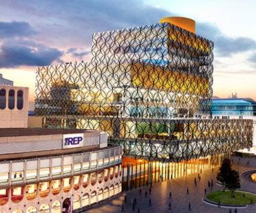 Civic Library, Birmingham - Mecanoo Architecten