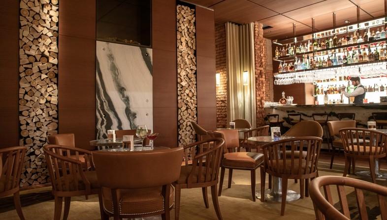 Philippe Starck's restyling of La Réserve Eden au Lac Zurich