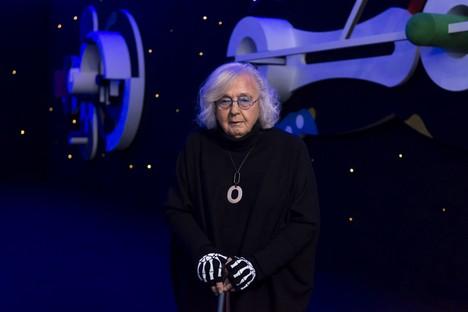 Farewell to Nanda Vigo, artist and designer of light