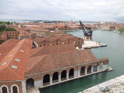 New dates for the Venice Architecture Biennale, Expo Dubai and Cersaie 2020