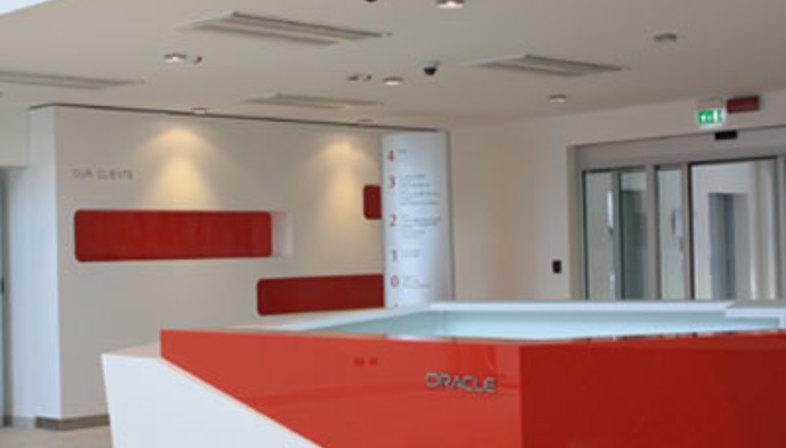 new oracle offices cinisello balsamo milan degw italia floornature