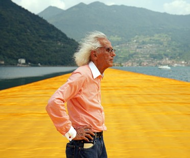 Farewell to Christo, artist and pioneer of land art