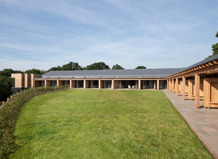 KKE Architects' extension of St. David's Hospice, Newport