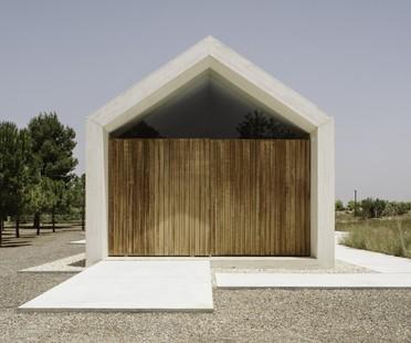 Ramón Esteve Estudio Refugio en la Viña in Fontanars, Spain