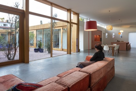 MVRDV converts an office into Villa Stardust home in Rotterdam