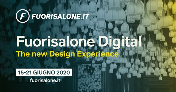 Fuorisalone Digital, an all-digital event for Milano Design Week