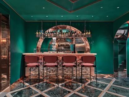 COLLIDANIELARCHITETTO: eclectic interior design for VyTA Farnese in the historical centre of Rome