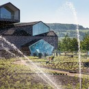 Piet Oudolf designs Perennial Garden on Vitra Campus, in Weil am Rhein
